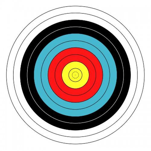 Мишени для стрельбы распечатать формат а4 69 пользователя