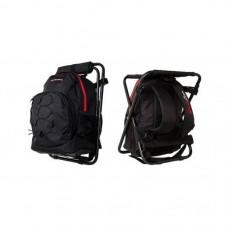 Рюкзак MAXIMAL OUTDOOR WITH STOOL COMBO 'REDLINE'